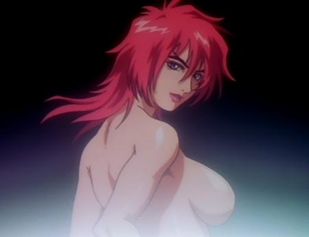 超神姫ダンガイザー3 サーファイアの胸裸72