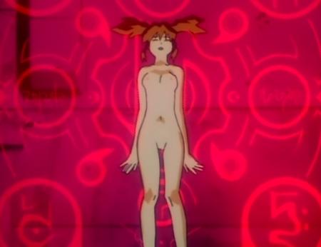 超神姫ダンガイザー3 美剣陽菜の全裸乳首9
