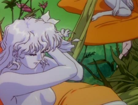 神秘の世界エルハザードOVA版エンディング45