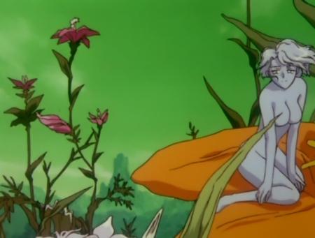 神秘の世界エルハザードOVA版エンディング46