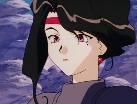 神秘の世界エルハザードTV版のアフラ・マーンN6