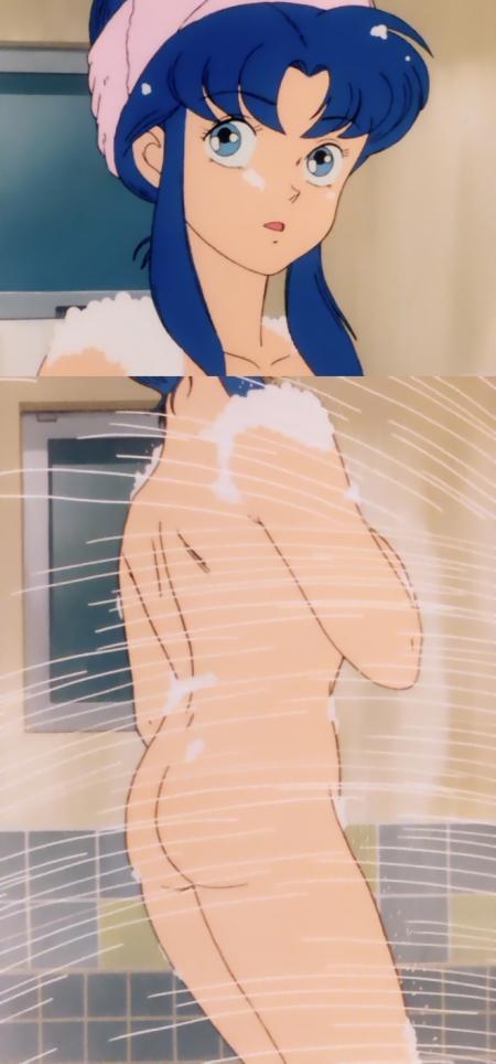 獣神ライガー 神代ゆいの全裸シャワーシーン10