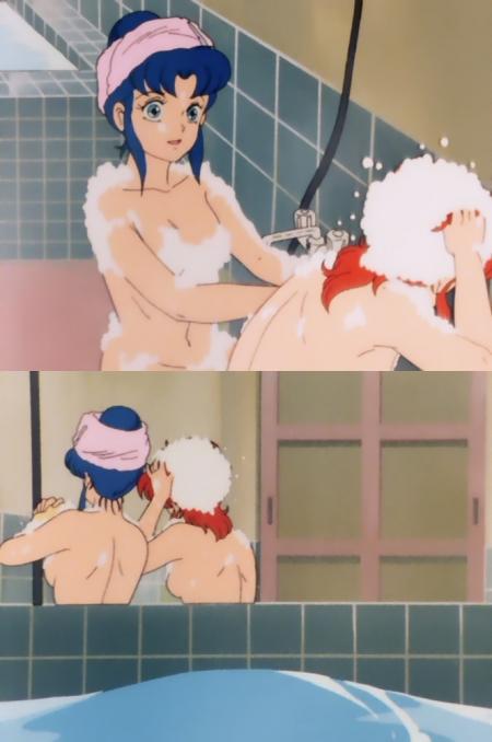 獣神ライガー 神代ゆいの全裸入浴シーン13