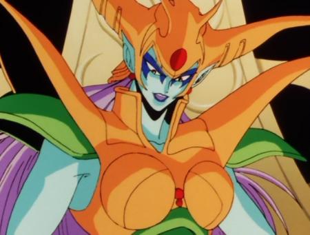 獣神ライガーの女帝ザーラN10