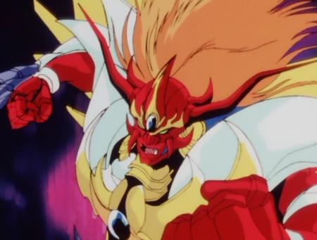 獣神ライガーの獣神サンダーライガーN29