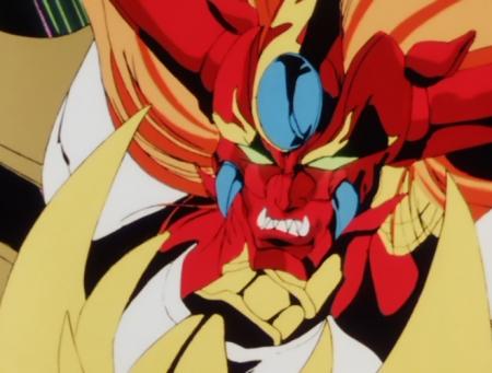 獣神ライガーの獣神サンダーライガーN30