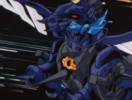 獣神ライガーの重戦馬ベガルーダN31