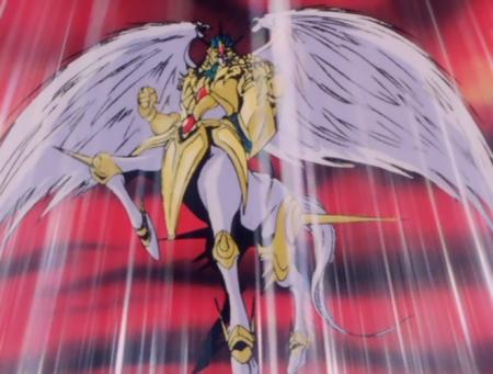 獣神ライガーの善神アーガマN34