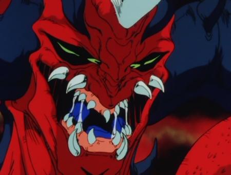 獣神ライガーの邪神ドラゴN35