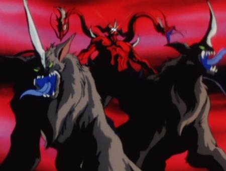 獣神ライガーの邪神ドラゴN37