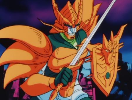 獣神ライガーの魔竜王ドルガN67