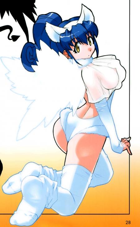 OSアイドルWinちゃんのヌードイラスト胸裸乳首7