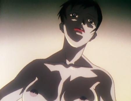 銀装騎攻オーディアン 哉生香織の胸裸乳首26