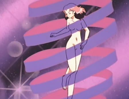 ウェディングピーチDX スカーレット小原の全裸変身シーン101
