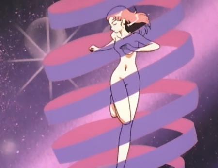 ウェディングピーチDX スカーレット小原の全裸変身シーン102