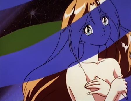 ウェディングピーチDX 谷間ゆりの胸裸変身シーン44
