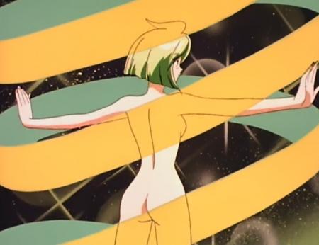 ウェディングピーチDX 珠野ひなぎくの全裸変身シーン55