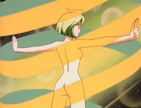 ウェディングピーチDX 珠野ひなぎくの全裸変身シーン56