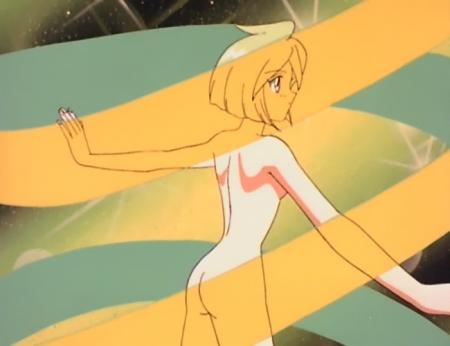 ウェディングピーチDX 珠野ひなぎくの全裸変身シーン58