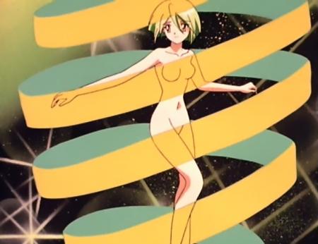 ウェディングピーチDX 珠野ひなぎくの全裸変身シーン68