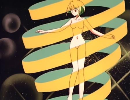 ウェディングピーチDX 珠野ひなぎくの全裸変身シーン69