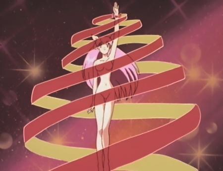 ウェディングピーチDX 花咲ももこの全裸変身シーン6