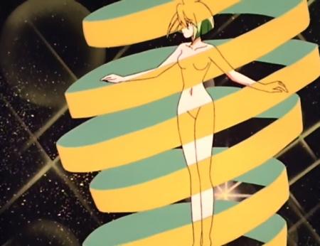 ウェディングピーチDX 珠野ひなぎくの全裸変身シーン70