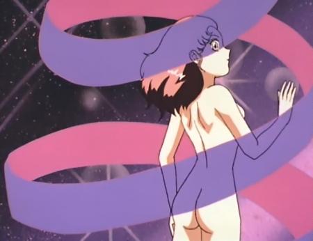 ウェディングピーチDX スカーレット小原の全裸変身シーン93
