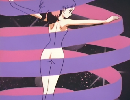 ウェディングピーチDX スカーレット小原の全裸変身シーン97