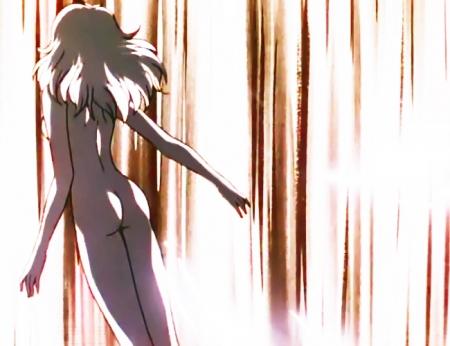愛天使伝説ウェディングピーチ スカーレット小原の全裸変身シーン57