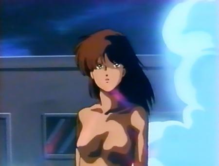 レイナ剣狼伝説 レイナ・ストールの胸裸転生シーン24
