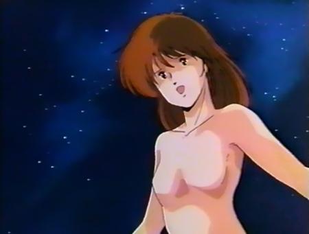レイナ剣狼伝説 レイナ・ストールの胸裸転生シーン26