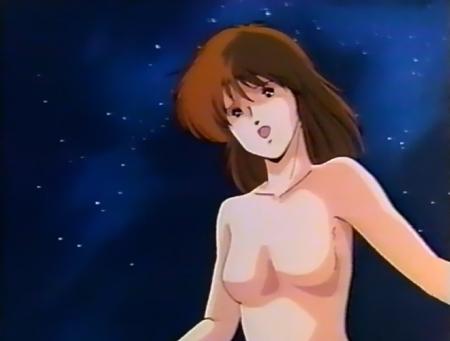レイナ剣狼伝説 レイナ・ストールの胸裸転生シーン27
