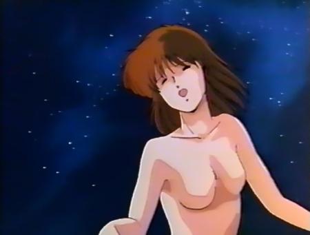 レイナ剣狼伝説 レイナ・ストールの胸裸転生シーン28