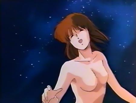 レイナ剣狼伝説 レイナ・ストールの胸裸転生シーン29