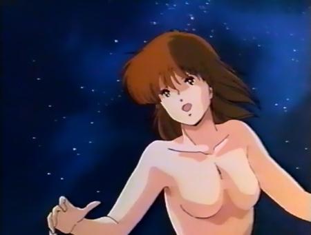 レイナ剣狼伝説 レイナ・ストールの胸裸転生シーン30