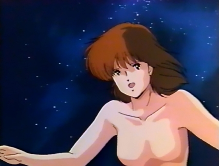 レイナ剣狼伝説 レイナ・ストールの胸裸転生シーン31
