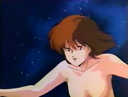 レイナ剣狼伝説 レイナ・ストールの胸裸転生シーン32
