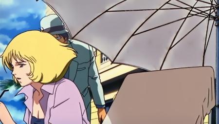 機動戦士Zガンダム劇場版のセイラ・マス16
