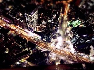 から六本木ヒルズ52階