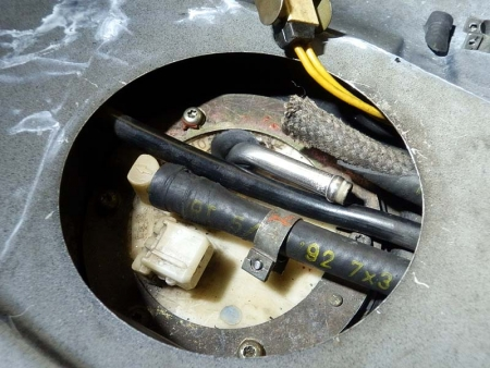 Citroen AX GTI Fuel tank Pump
