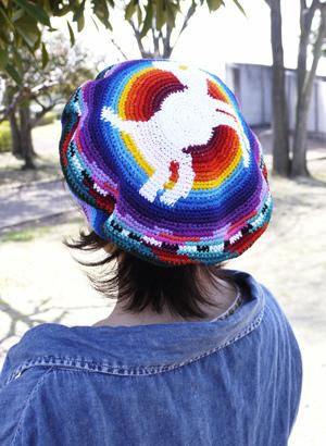 帽子 マルチベレー2