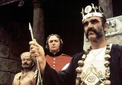 王になろうとした男