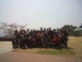 友の会 富士山旅行①