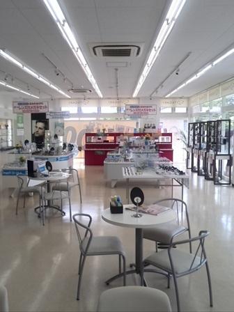 店内風景 高崎福島店