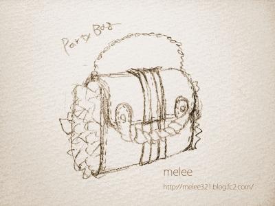 デザイン party bag
