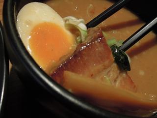 麺家 聖 HIJIRI 超濃厚魚介とんこつつけ麺(具)