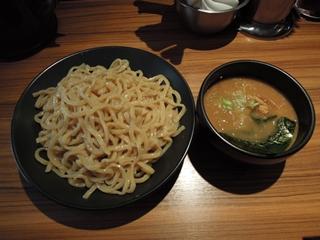 麺家 聖 HIJIRI 超濃厚魚介とんこつつけ麺