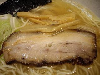 中華蕎麦きみの 塩(チャーシュー)