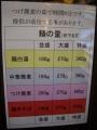 浮浪雲 麺の量